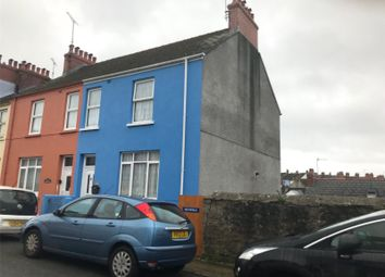 Thumbnail 5 bed end terrace house for sale in Clareston Road, Tenby, Pembrokeshire
