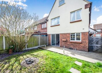 Thumbnail 2 bed end terrace house for sale in Chapel Close, Grays