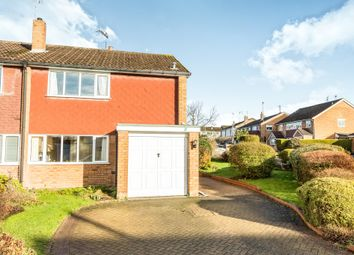 Thumbnail 3 bed end terrace house for sale in Long Compton Drive, Hagley, Stourbridge