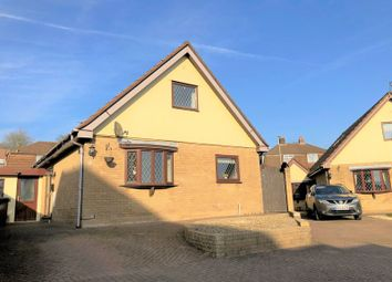 Thumbnail 5 bed detached house for sale in Laurel Court, Church Street, Bedwas, Caerphilly