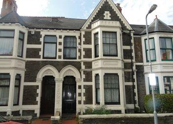 Thumbnail 4 bed terraced house for sale in Hamilton Street, Pontcanna, Cardiff