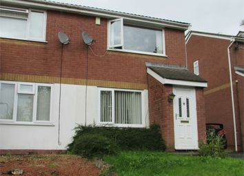 Thumbnail 2 bed semi-detached house for sale in Bryn Heulog, Waunceirch, Neath, West Glamorgan