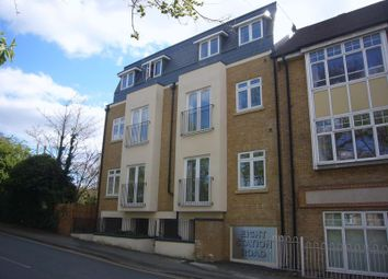 Thumbnail 1 bedroom block of flats for sale in Station Road, Belmont, Sutton