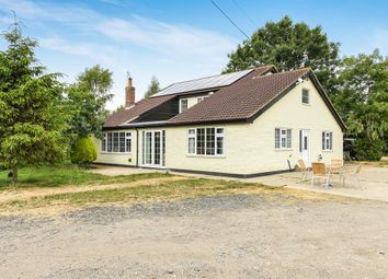 Thumbnail 4 bed detached house for sale in Hagnaby Lane, Keal Cotes, Spilsby