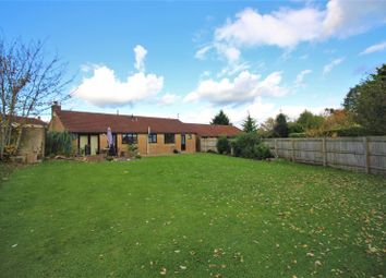 Chaffcombe Road, Chard TA20. 3 bed detached bungalow