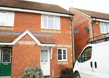 Thumbnail 2 bed property to rent in Bond Close, Aylesbury