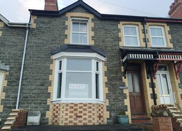Thumbnail 3 bed terraced house for sale in Trefechan, Aberystwyth