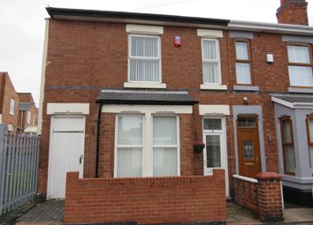Thumbnail 4 bedroom end terrace house for sale in Fairfax Road, New Normanton, Derby
