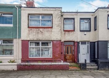 4 bed terraced house for sale in Gorton Road, Old Swan, Liverpool L13