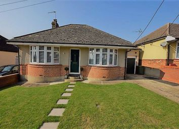 Thumbnail 2 bed detached bungalow for sale in Ramsay Drive, Basildon, Essex