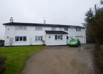 Thumbnail 4 bed detached house for sale in Old Road, Bwlchgwyn, Wrexham