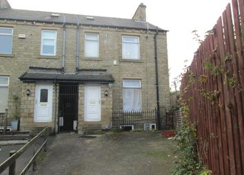Thumbnail 2 bedroom end terrace house to rent in Tanfield Road, Birkby, Huddersfield