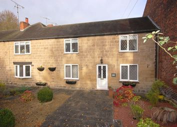 Thumbnail 4 bed terraced house for sale in Parkside, Belper