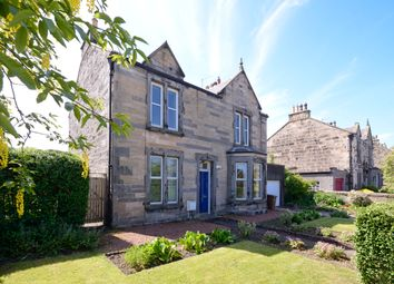 Thumbnail 6 bed detached house for sale in Duddingston Crescent, Edinburgh
