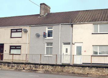 Thumbnail 2 bed terraced house for sale in Hendre Road, Pencoed, Bridgend.