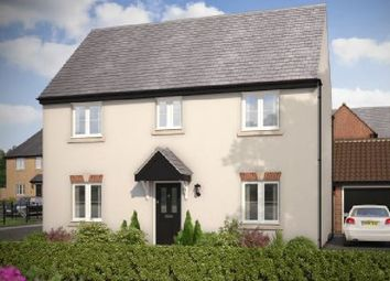 Thumbnail 4 bedroom detached house for sale in Gardenfield, Higham Ferrers, Rushden, Northamptonshire