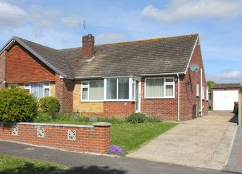 Thumbnail 2 bedroom semi-detached bungalow for sale in Shakespeare Avenue, Andover