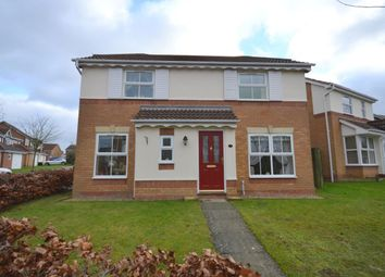 Thumbnail 3 bed detached house for sale in Radleigh Close, Sandringham Gardens, Northampton