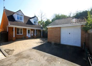 Thumbnail 4 bed detached house for sale in Dartmoor Close, Swindon, Wiltshire