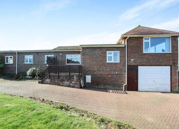 Thumbnail 3 bedroom detached bungalow for sale in Marine Parade, Seaford
