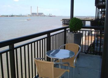Thumbnail 2 bedroom flat for sale in Baltic Wharf, Clifton Marine Parade, Gravesend