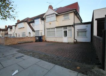 Thumbnail 4 bed semi-detached house for sale in Allenby Road, Southall, Middlesex