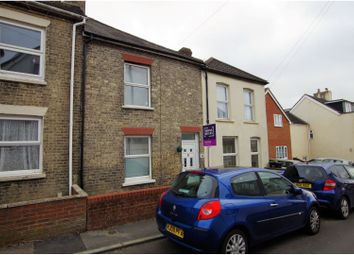 Thumbnail 2 bed terraced house for sale in Highfield Road, Salisbury