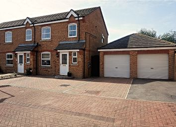 Thumbnail 3 bed end terrace house for sale in Paddock Court, Withernsea
