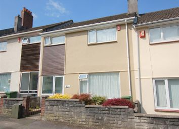 Thumbnail 3 bed terraced house for sale in Warren Street, Plymouth