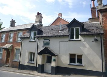 Thumbnail 2 bed terraced house to rent in Chapel Street, Holsworthy, Devon