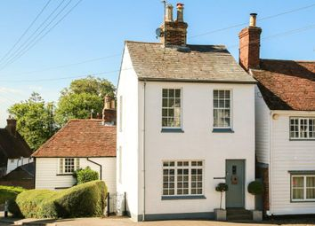 Broad Street, Sutton Valence, Maidstone ME17. 3 bed detached house for sale