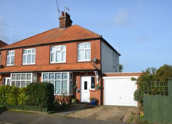 Thumbnail 3 bed semi-detached house for sale in Princes Road, Felixstowe