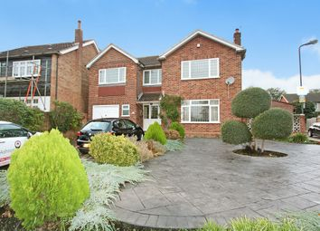 Thumbnail 4 bedroom detached house to rent in Elmington Close, Bexley