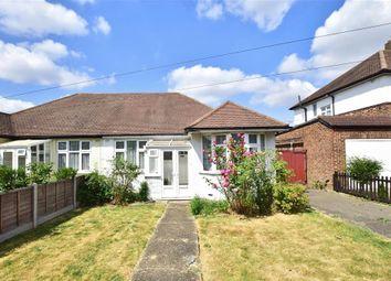 Thumbnail 3 bed semi-detached bungalow for sale in Oakhill Road, Sutton, Surrey