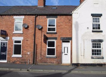 3 bed terraced house for sale in Castle Street, Oswestry SY11