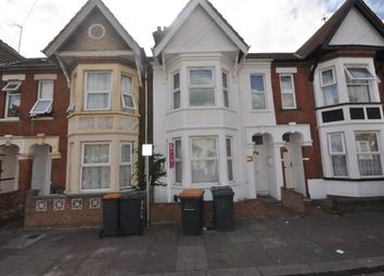 Thumbnail 6 bed terraced house to rent in Aspley Road, Bedford