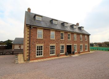 Thumbnail 5 bed detached house for sale in Cowbit Road, Spalding, Lincolnshire