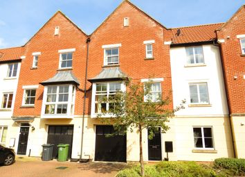 Thumbnail 3 bed detached house for sale in Trafalgar Square, Poringland, Norwich