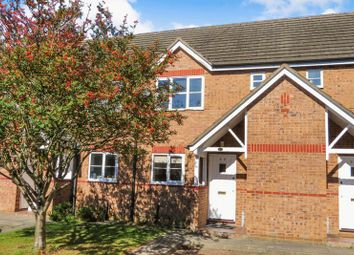 Thumbnail 2 bed terraced house for sale in Sovereign Place, Peterborough
