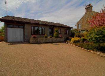 Thumbnail 3 bed detached house for sale in Main Street, Longside, Peterhead