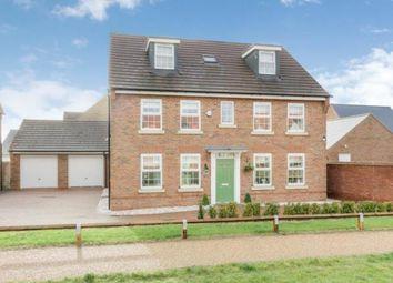 Thumbnail 5 bed detached house for sale in Buccaneer, Brooklands, Milton Keynes