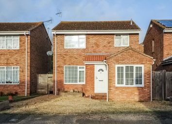 Thumbnail 3 bed detached house for sale in Haydon Hill, Aylesbury