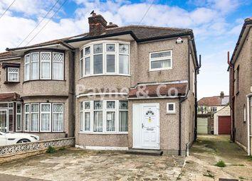 Thumbnail 3 bed semi-detached house for sale in Danehurst Gardens, Redbridge