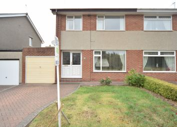Thumbnail 3 bed semi-detached house for sale in Seatoller Place, Barrow-In-Furness, Cumbria