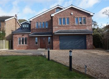 Thumbnail 6 bed detached house for sale in Winifred Lane, Ormskirk