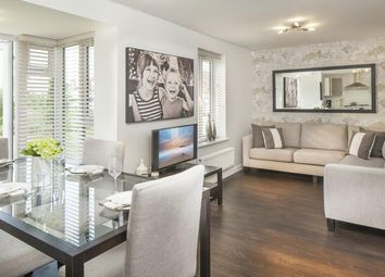 """Thumbnail 4 bed detached house for sale in """"Bradbury"""" at Kingfisher Drive, Whitby"""