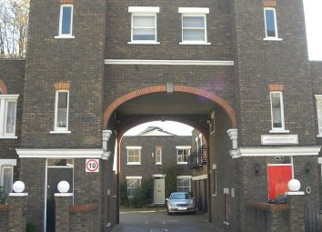 Thumbnail 2 bed flat to rent in Usborne Mews, London