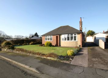 Thumbnail 2 bed detached bungalow for sale in Linden Drive, Gillow Heath, Biddulph