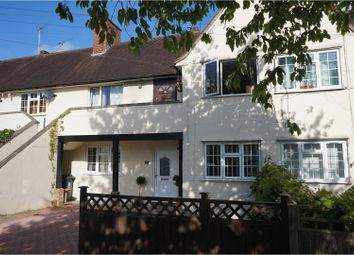 Thumbnail 2 bed maisonette for sale in Birchwood Road, West Byfleet