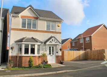 Thumbnail 3 bed detached house for sale in Grange Court, Mancot, Flintshire